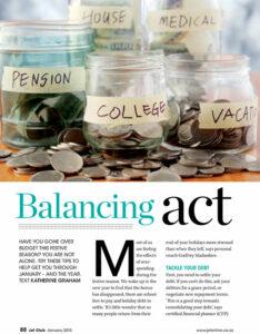 Personal Budget Balancing-Act